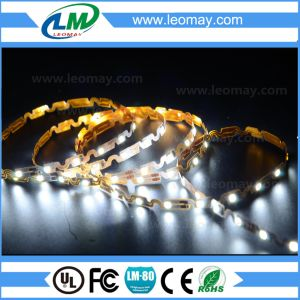 SMD2835 S-Shape 60LEDs 6mm PCB LED Strips pictures & photos