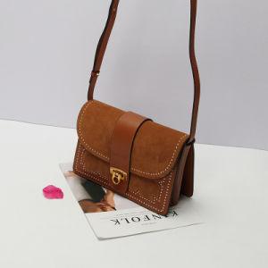 Al90049. Ladies′ Handbag Handbags Designer Handbags Fashion Handbag Leather Handbags Women Bag Shoulder Bag Cow Leather