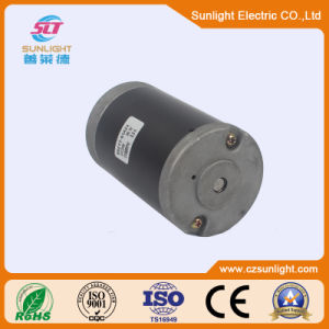 24V DC Brush Electric Motor for Car pictures & photos
