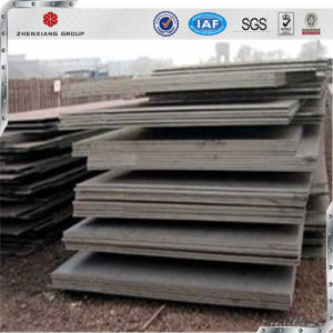 A36 Hot Rolled High Strength Steel Plate pictures & photos