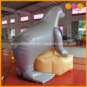 Giant Animal Toy Inflatable Seals Model for Promotion (AQ5642) pictures & photos