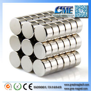 Strong Heavy Duty Round Magnets Base Magnets pictures & photos