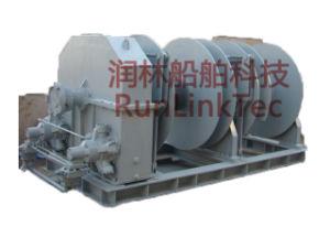 Hydraulic Towing Winch for Marine, Mooring Winch