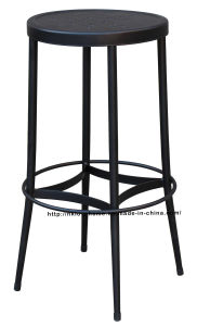 Modern Replica Coffee Furniture Leisure Metal Counter Bar Stools pictures & photos