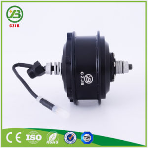Jb-75q 36V Electric Front Geared Wheel Hub Motor for Bicycle pictures & photos