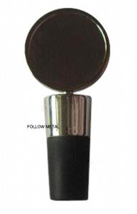 Bottle Stopper with Plastic Cement 3 pictures & photos