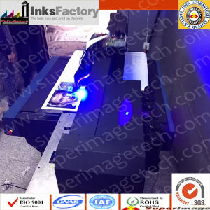 Iran Distributors Wanted: 90cm*60cm LED UV Flatbed Printers Multi-Function pictures & photos