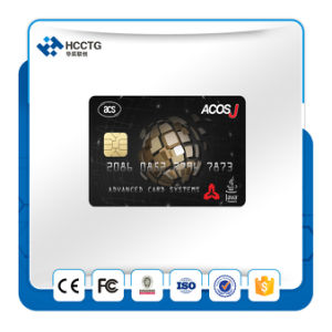 EMV Plastic Smart Chip Card with 40k Memory (ACOSJ) pictures & photos