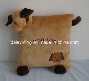 Plush Reindeer Pillow with Soft Material pictures & photos
