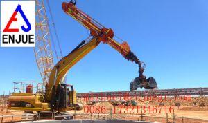 Excavator Grapple Hydraulic Grab Bucket for Hydraulic Excavator Bucket pictures & photos
