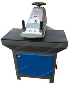 Maolong Hydraulic Swing Arm Leather Cutting Machine pictures & photos