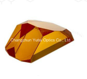 Infrared CVD Znse Zinc Selenide Half Pentagonal Prism pictures & photos