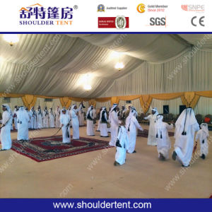 Waterproof Hajj Tents for Hajj Festival, Ramadan, Refugee Tents for Sale pictures & photos