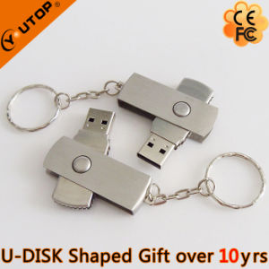 Metal Swivel USB Disk for Mini Gifts (YT-1204) pictures & photos
