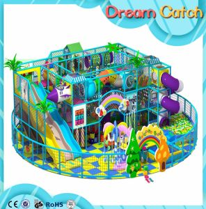 Kids Play Centre Indoor Playground with Slide pictures & photos