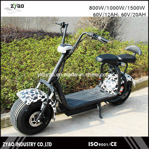 Big Wheel Hot New Products for 2017 Citycoco Harley Scooter Mobility Scooter Electric Motorcycle Electric Scooter pictures & photos
