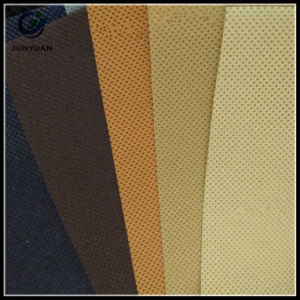 100% PP Spunbond Natural Biodegradable Nonwoven Fabric pictures & photos