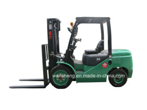 China New Brand 3t Diesel Forklift Truck pictures & photos