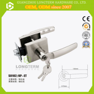 Entrance Door Tubular Rosette Lock with Brass Keys pictures & photos
