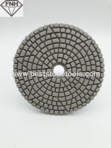 Resin Metal Floor Polishing Pad for Grinding Granite Concrete pictures & photos