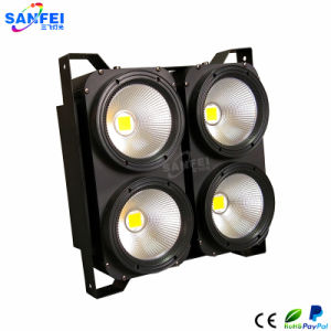 4*100W COB LED Audience Blinder Light