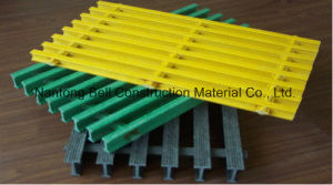 FRP/GRP Pultruded Gratings, T-3320, 50*25.4*38.1*12.7mm, Pultruded Grating, Fiberlass. pictures & photos