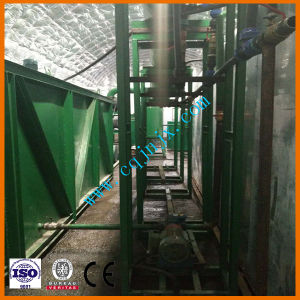 Waste Engine Oil Recycle Plant Through Base Oil Distillation pictures & photos