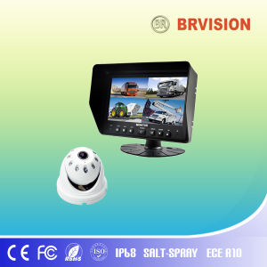 7 Inch Waterproof Rear View Quad Monitor for Heavy Duty (BR-TM7001) pictures & photos