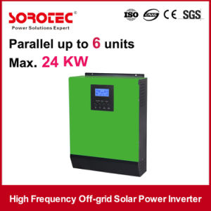 Grid Tie Solar Inverter for Living House / Home Building pictures & photos