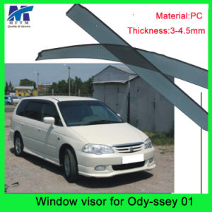 Window Shield Sun Visor Vent Wind Rain for Hodna Odyssey 01 pictures & photos