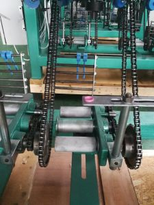 High Speed Cord Knitting Machinery pictures & photos