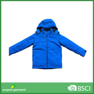 Winter Outdoor Padded Ski Jacket for Kids pictures & photos