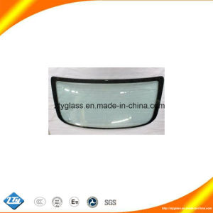 Tempered Rear Windshield Auto Glass From Zty Glass Factory pictures & photos