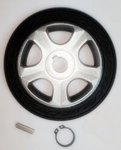 Casting Aluminum Alloy Pulley pictures & photos