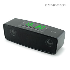 Gymsong Mini Portable Speaker with Android APP Ios Control FM USB Speaker