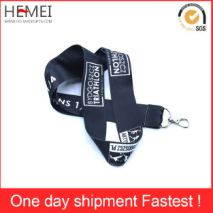 Fashion Cheap Polyester Neck Wallets Lanyards pictures & photos