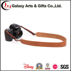 Fashion Custom PU Leather Personalized Camera Shoulder Neck Strap