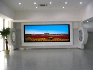 Indoor P6 Full Color LED Display pictures & photos