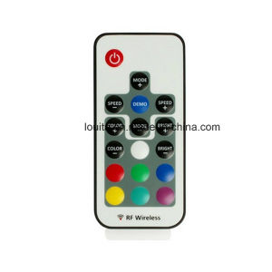 Mini 17 Keys RF Wireless Remote Controller pictures & photos