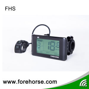 Wireless E-Bike LCD Display for Electric Bike Kit