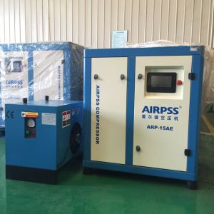Industrial Equipment Rotary Screw Air Compressor