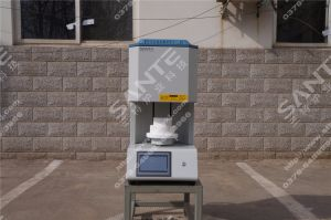 Automatic Programmable Denta Vacuum Ceramic Furnace Sts-200-14 pictures & photos