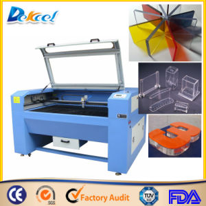 10mm Acrylic Reci 80W CNC CO2 Laser Cutter Price pictures & photos