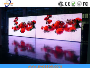 HD Indoor Full Color Big LED Video Display P2.5 pictures & photos