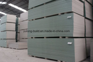 Gypsum Plasterboard for Wall Partition (1200X3000mm/1220X3000mm/1200X3600mm/1220X3660mm) pictures & photos