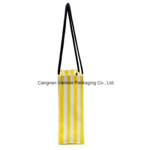 Promotional Portable Canvas Bags for Lunch, Can, Food, Picnic Bags pictures & photos