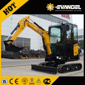 Sany Sy16c 1.6 Tons Mini Garden Excavator Price for Sale pictures & photos
