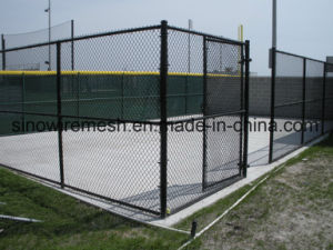 Manufacturer Supply Export High Quality Wire Mesh/Chain Link Perimeter Fence Designs Online Sale pictures & photos