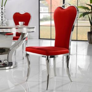 Classic Style Room Furniture Stainless Steel Dining Chair pictures & photos