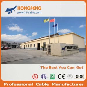 Outdoor CATV Optical Transmission Cable Rg11 pictures & photos